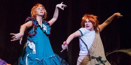 Y Theatr a Pherfformio ar gyfer CA 2-3 | Theatre & Performance for KS 2-3