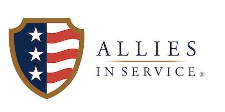 AIS V.E.T (Veteran Employment Program Training and Orientation) - Aug 28, 2019 tickets