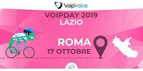VoipDay Lazio biglietti