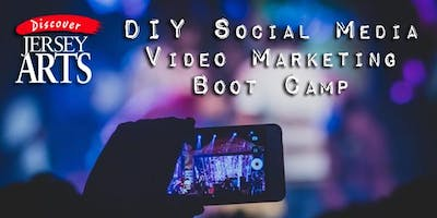 DIY Social Media Video Marketing Boot Camp