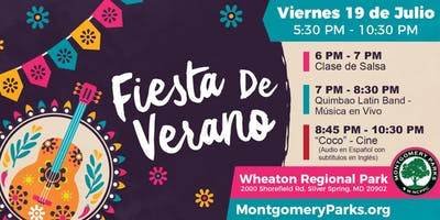 Fiesta de Verano | Summer Party