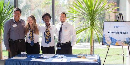 FIU Admission & Financial Aid Day