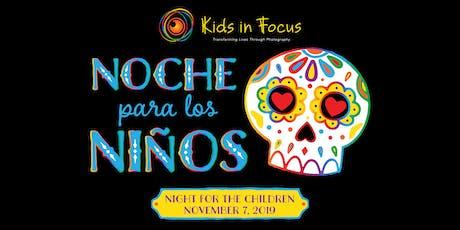 Noche para los Niños tickets