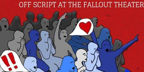 Off Script tickets