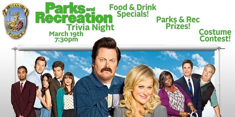 Parks and Recreation Trivia Night tickets