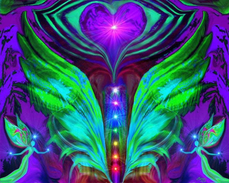 Pranic Healing Level One