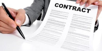 FREE 3 Hour CE Class-2019  GAR Contracts with Henry Norman & David Maxey