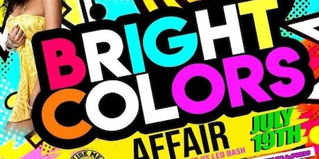 Bright Colors Affair tickets