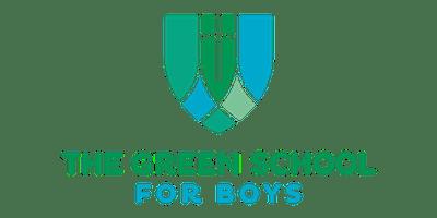 The Green School for Boys Open Day Tour - Thursday 3rd October 2019: 9.15am