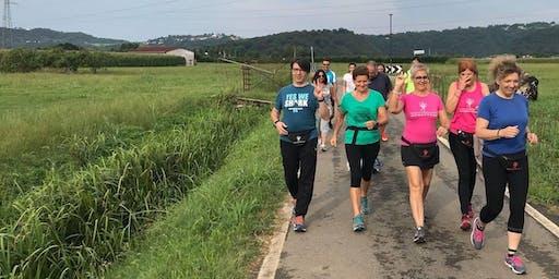 WELLNESS WALKING: camminata veloce consapevole in Cittadella LUGLIO 2019 - Prova Gratuita