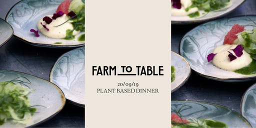 Farm to Table - Friday