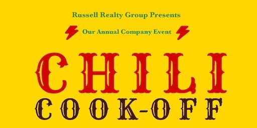 Annual Company Event - Chili Cook-off