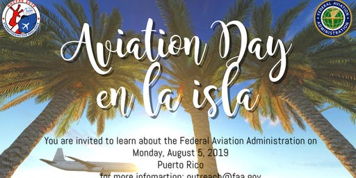 Aviation Day with the Federal Aviation Administration (FAA)