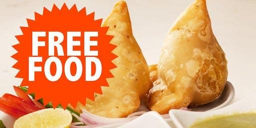 FREE INDIAN FOOD in LA