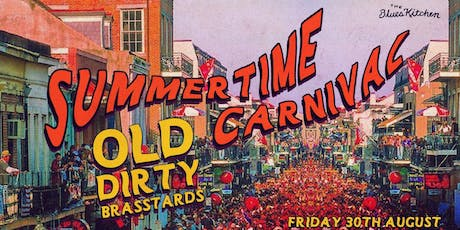 Summertime Carnival with Old Dirty Brasstards tickets