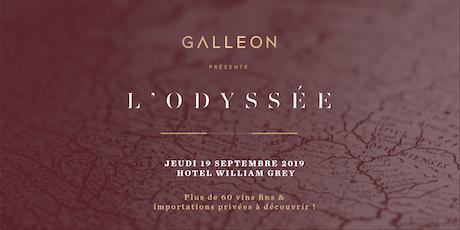 Odyssée 2019 - VIP tickets