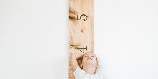 DIY Giant Ruler + Menu Board