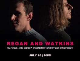 The Rec Room Presents: Regan and Watkins