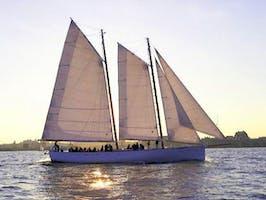 Morimoto Sushi & Sake Sail Aboard the Adirondack
