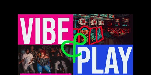 DJ KB and Encore Event Design Present: Vibe and Play