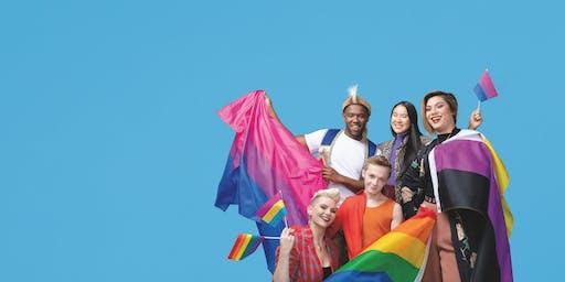 Uber: Get to know Pride at Uber// LGBTQ+ @ Work