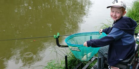 Free Let's Fish! - Coventry - Learn to Fish Sessions  tickets