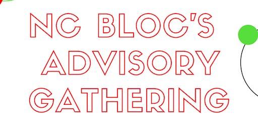 NC BLOC Leadership Advisory 1st Gathering