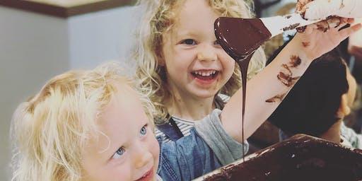 Rococo Chocolates Family Friendly Chocolate Making
