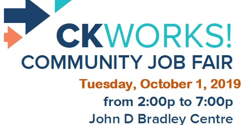 CK Works!  Community Job Fair 2019