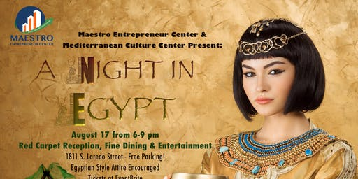 A Night in Egypt