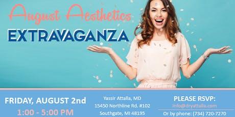 August Aesthetics Event tickets
