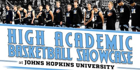 High Academic Basketball Showcase at Johns Hopkins University  tickets