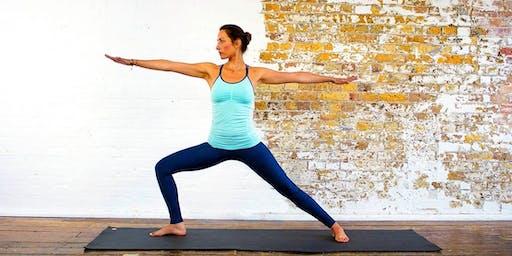 Yoga, Breath and Meditation Workshop Series