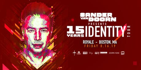 Sander Van Doorn tickets