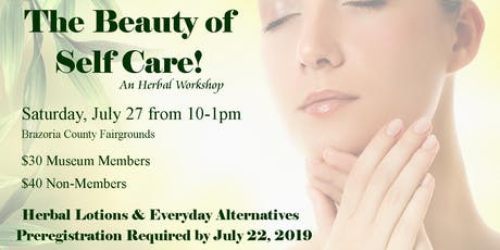 The Beauty of Self Care: An Herbal Workshop tickets