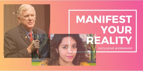 Manifest Your Reality w/ Author Barry Rice & Holistic Healer Meenu Ananthh tickets