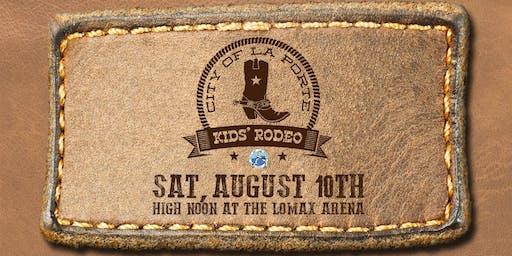 La Porte Kids' Rodeo