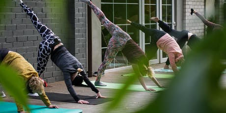 Summer Pop Up Yoga – Oxford Circus tickets