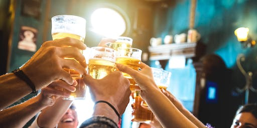 AFF Writers Happy Hour Summer 2019