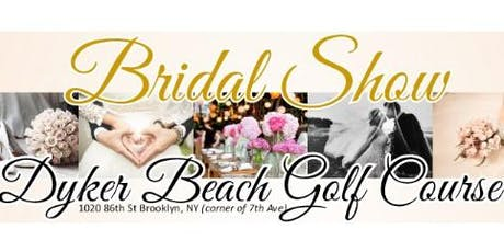 November 13th FREE BRIDAL SHOW at Dyker Beach Golf Course in Brooklyn, NY tickets