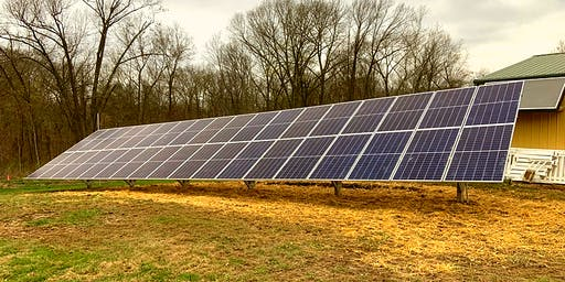 Solar Open House - Barton Family - Chester, IL