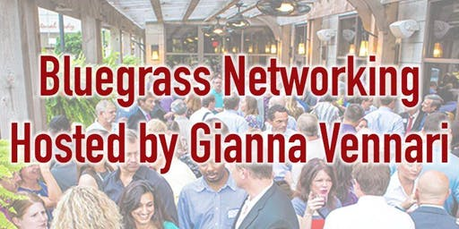 Free Bluegrass Networking Event (August, Lexington KY)