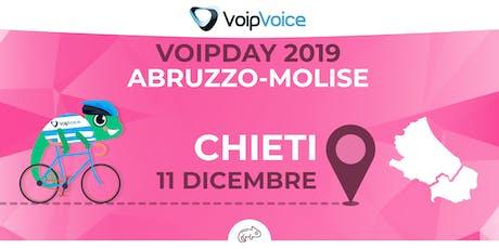 VoipDay Abruzzo e Molise biglietti