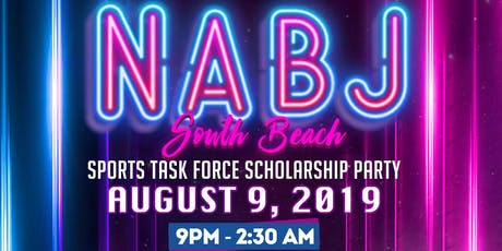 #NABJ19 Sports Task Force Scholarship Jam tickets