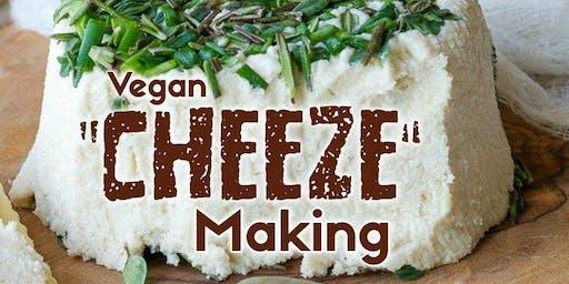 "Free Cooking Class: Vegan ""Cheeze"" Making"