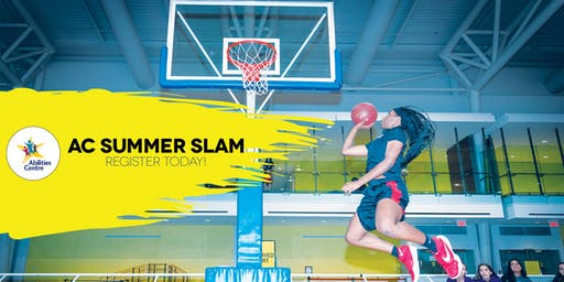 Abilities Centre Summer Slam Co-Ed Tournament