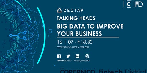 Talking Heads - Big Data to Improve your Business