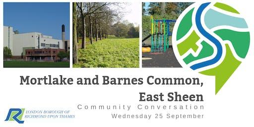Mortlake and Barnes Common, East Sheen