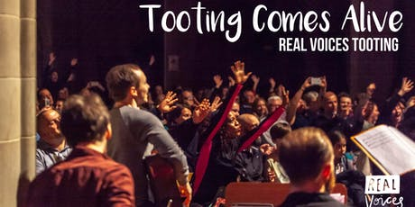 Tooting Comes Alive tickets