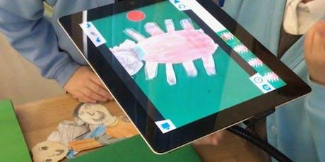 Make it Digital: Simple Apps to Inspire Learners / Gwnewch e'n ddigidol: Apiau Syml i Ysbrydoli Dysgwyr tickets